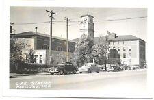 3 RPPC of Moose Jaw Saskatchewan ~ 2 of BA Oil Refinery, 1 Can Pacific Railway