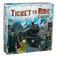 Ticket To Ride - Europe Édition