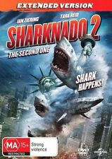 Sharknado 2 - The Second One (DVD, 2014)