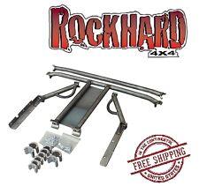 Rock Hard 4X4 Bolt In Ultimate Sport Cage 97-06 Jeep Wrangler TJ LJ RH-1001 Bare