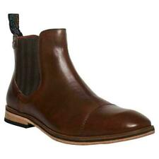 Superdry - Mens Pemium Meteora Brown Chelsea Boots
