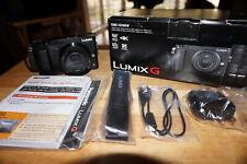 Panasonic LUMIX GX85 16 MP Digital Camera - Black (Kit w/ 12-32mm)