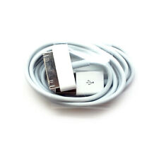 Apple MA591GB Charging Cable & USB Data Transfer For iPhones, iPods & Mac Models