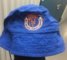 b0b64d622a5c9 2016 NEW YORK NY METS BLUE BUCKET HAT CAP CITI FIELD COCA-COLA SGA World