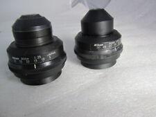 Nikon Microscope Abbe 125 Condenser