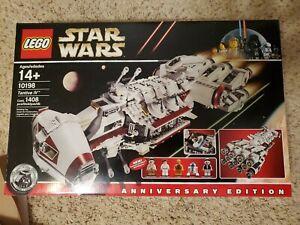Lego Star Wars Tantive IV Anniversary Edition 10198 (2009) NISB