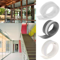 Silicone Moldproof Transparent Sealing strip Wall Sticker Wind proof Home Decor