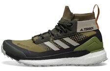 Adidas Terrex Free Hiker Goretex Raw Khaki /Sesame Men's 7