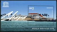 Ghana UNESCO Stamps 2013 MNH World Heritage Site Cape Castle 1v S/S III