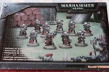 Games Workshop Warhammer 40k Sisters of Battle Squad Adeptus Sororitas New OOP