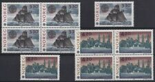F-EX17968 NORGE NORWAY IS MNH DISCOVERY OF AMERICA COLUMBUS SHIP EUROPA CEPT