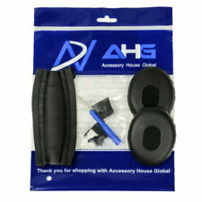 Replacement Headband Ear Cushion Pad Combo for Bose QC3 Headphones