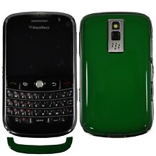 New BlackBerry Bold 9000 1GB Customised Dark Green Back Factory Unlocked 3G GSM