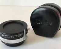 Kenko MT AUTO 2x Teleplus Converter Lens for Minolta MD Mount Cameras