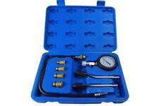 Petrol Engine Compression Tester Cylinder Leakage Detector 10 - 18mm 8pc 5386