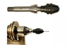 28062 GG-Tools Mini Bohrfutter Schaft 6,5mm für Boley Uhrmacherdrehbank