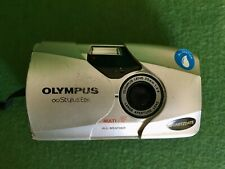 Olympus Stylus Epic (mju-ii) All Weather 35mm F2.8 Quartzdate Great Condition