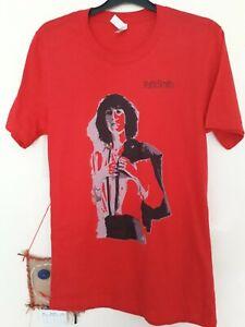 Ladies  Patti Smith T-Shirt.  Size  Small.