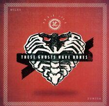 Miles Zuniga - These Ghosts Have Bones [New CD] Digipack Packaging
