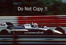 Nelson Piquet Brabham BT52B Austrian Grand Prix 1983 Photograph 2
