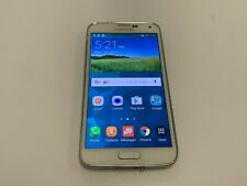 UNLOCKED GSM SAMSUNG GALAXY S5 VERIZONWHITE SMARTPHONE #61