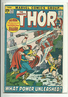 MARVEL (1962) MIGHTY THOR #193 SILVER SURFER APPEARANCE - VG/FN
