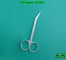 99 Iris Angular Scissors Surgical Dental Ent Instrument