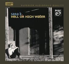 Sara K. - XRCD 24-canne poisson-sfr357.5039.2 - Hell Or High Water-CD