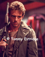 """The Terminator"" movie still, Battle at TECH-NOIR(T9)"