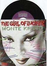 MONTE KRISTO The Girl Of Lucifer 45/GER/PIC