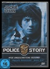 DVD POLICE STORY 1 - UNCUT - JACKIE CHAN + MAGGIE CHEUNG *** NEU ***