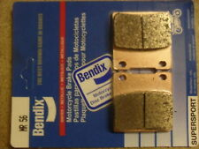 Bendix Ben-056-mr ZZR 1100 1999 99 Rear Caliper High Performance Sintered Pads
