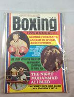 1974 Annual #2 Boxing  Magazine Vintage