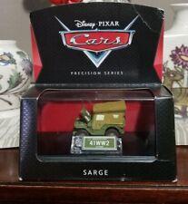 Disney Pixar Cars Precision Series Sarge Army Jeep