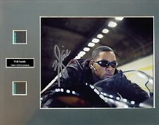 Will Smith Ver2 Signed Film Cell Presentation