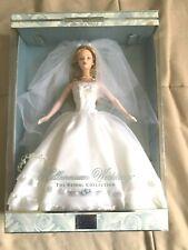 Millennium Boda Barbie El de Novia Colección Primera En Serie 1999