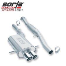 BORLA 140053 Cat-Back Exhaust Touring 2002-2007 Subaru WRX 2.0L/2.5L 4CYL Turbo