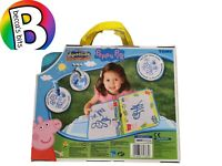 Aquadoodle Peppa Pig Doodle Set No Mess Drawing Art Craft Fun Kids Boys & Girls.