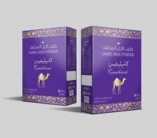 Camel Milk powder 24 x 20gr Kamelen melk poeder  milch pulver lait de chameaux