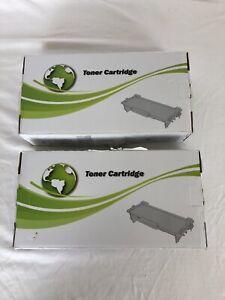 Toner Cartridge x2 Brother ST-TN450 HL-2220 2225 2230 2240 2280 2240D DCP-7060D
