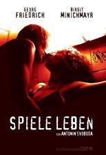 SPIELE LEBEN (Georg Friedrich, Birgit Minichmayr) NEU+OVP