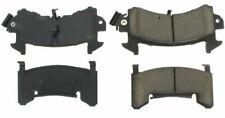 Disc Brake Pad Set-Rear Disc Front,Rear Stoptech 309.01540