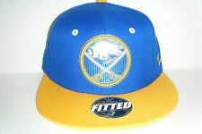 Buffalo Sabres  Fitted Size 7 Cap NWT authentic  Zephyr Hat