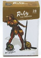 Wargamer HD-28-08 Ruby the Trapper (28mm) Hot & Dangerous Female Hunter Scout