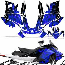 Ski-Doo 850 Renegade Summit Decal Graphic Kit Sled G4 Snowmobile Wrap ICE BLUE