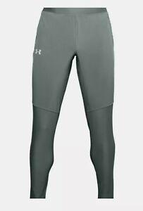 Men's Under Armour UA Qualifier Speedpocket Running Pants (1341937-424) Size Med