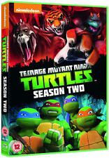 Teenage Mutant Ninja Turtles: Complete Season 2 [DVD]