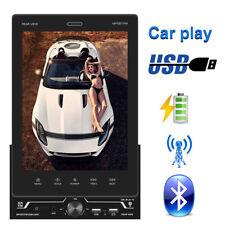 New Listing95 2din Car Radio Hd Vertical Touch Screen Carplay Appleandriod Mp5 Player Bt Fits Mitsubishi Diamante