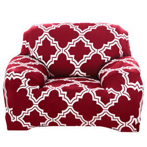 Spandex Chair Sofa Cover Stretch Couch Elastic Furniture Protector Slipcover