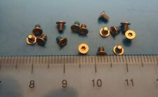 15pcs bottom cover screw Dell XPS 9343 9350 9360 9370 9550 9560 M5510: Rose Gold